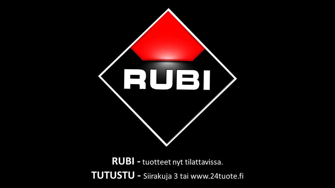 Rubi, nyt tilattavissa