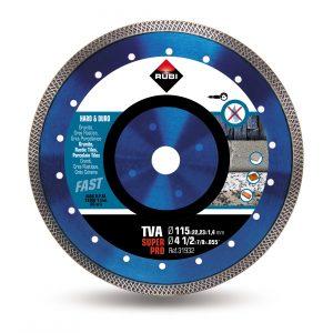 RUBI TVA 115 SUPERPRO katkaisu timanttiterä, art. 31932