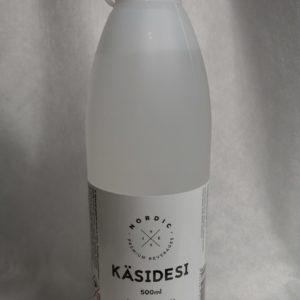 Nordic käsidesi 500ml (75%)