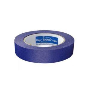 Blue Dolphin maalarinteippi UV-suojalla, 25mm x 50m