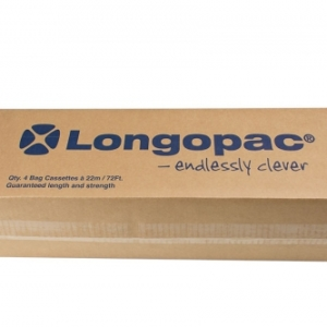 Dustcontrol 432177 Longopac pölypussi 23m (4kpl/ltk)